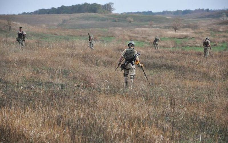 С начала АТО на Донбассе из-за подрыва на минах погибли 42 ребенка