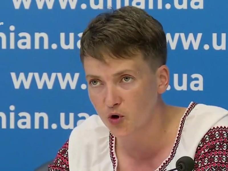 Реакция на заявления Савченко. Помимо всего прочего, нардепшу обвинили в плагиате
