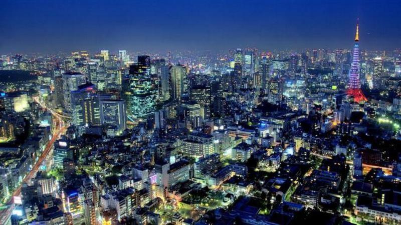 Эстафета олимпийского огня дошла к Токио