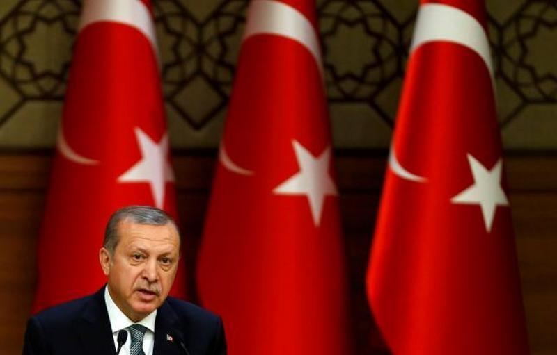 Эрдоган просит парламент Турции разрешить отправку военных в Азербайджан