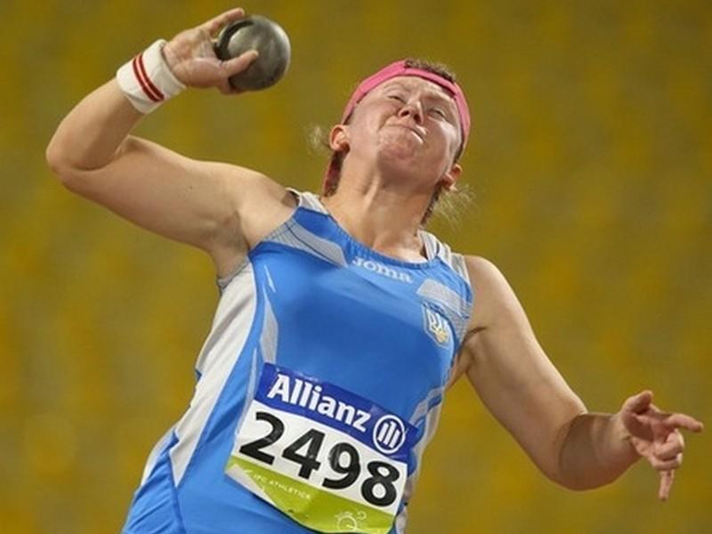 Украина завоевала 28-ю медаль на Паралимпиаде в Рио
