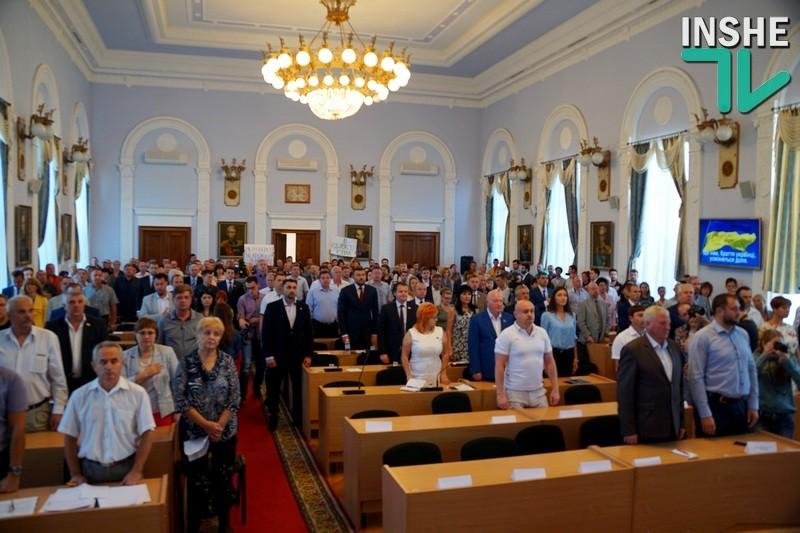 Депутаты Николаевского горсовета распустили исполком (ДОКУМЕНТ)