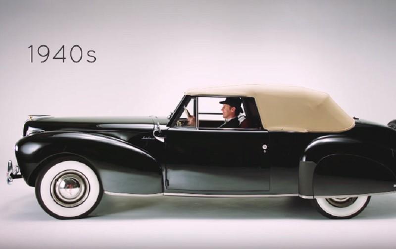 Эксперты показали эволюцию роскошных автомобилей за 100 лет