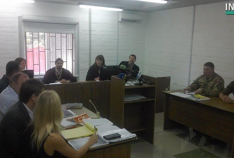 """Экс-вице-губернатор Николаевщины Романчук не признаёт своей вины: """"Возражаю полностью"""""""