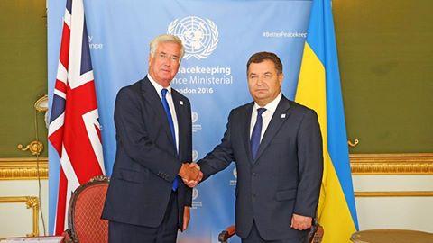 Великобритания поможет подготовить 5 тыс. украинских военных по стандартам НАТО