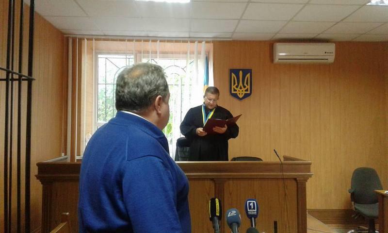 Суд арестовал экс-заместителя председателя Одесской ОГА, причастного к избиению активистов Евромайдана, с правом внести залог более 8,5 млн. грн