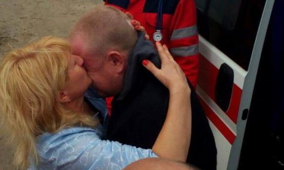 Еще двое украинцев освобождены из плена
