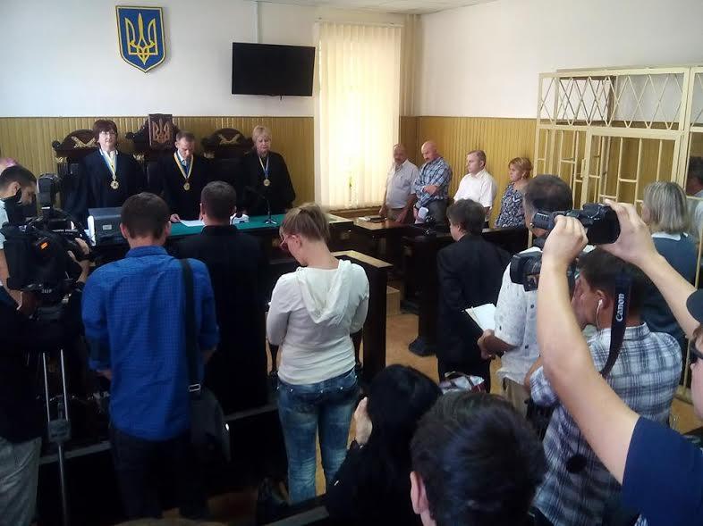 Николаевский суд оставил одесского судью-взяточника, стрелявшего в детективов НАБУ, еще на 2 месяца под стражей