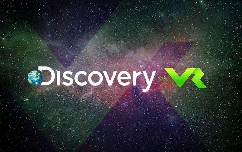 Discovery запустила канал виртуальной реальности на YouTube