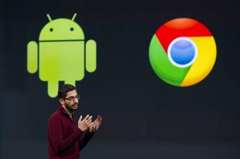 Google в 2017 году объединит Android и Chrome OS