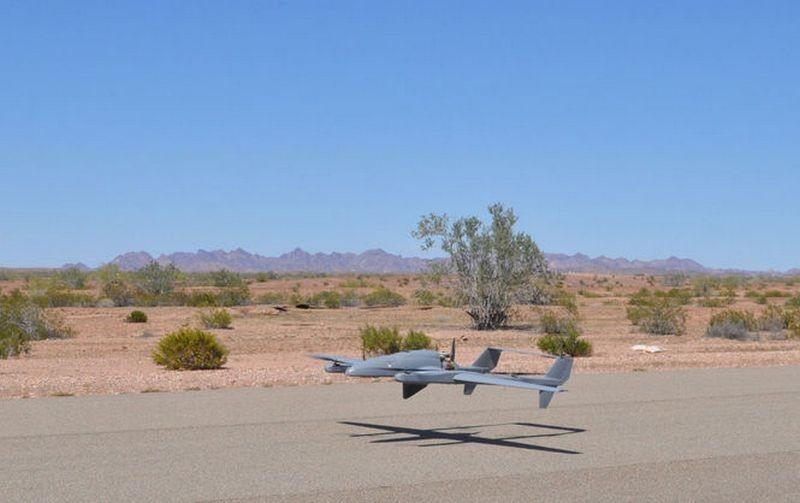 Беспилотник Latitude Engineering установил рекорд времени автономного полета, продержавшись почти сутки