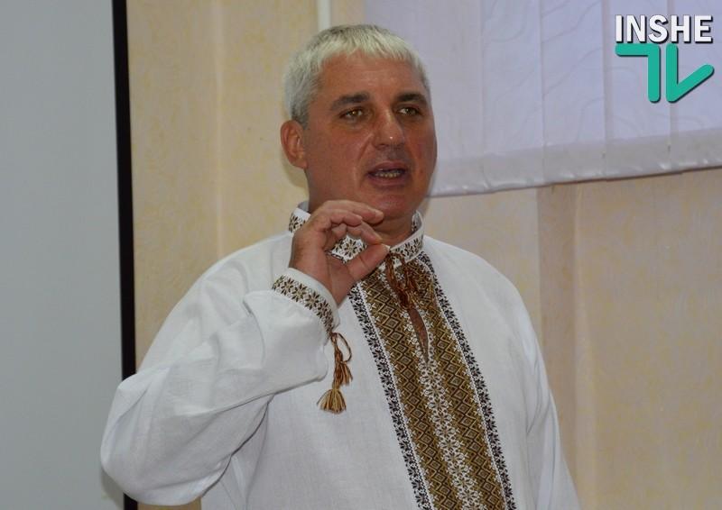 «У нас в области без мафии не решается ни один вопрос» – кандидат на должность главы Николаевской ОГА Александр Болтянский