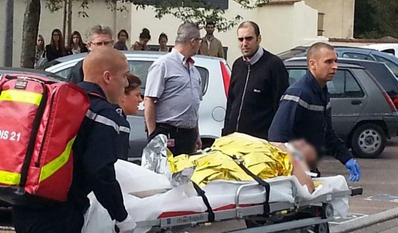 Во Франции взрыв дома: десятки раненых