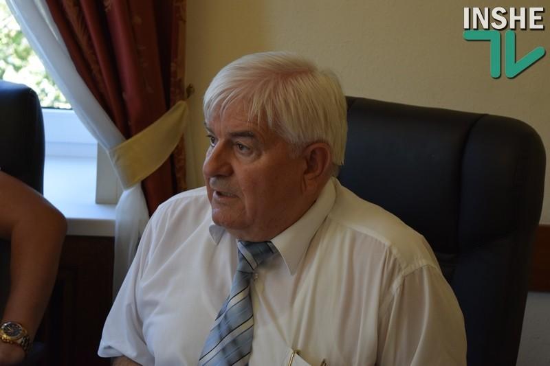 Депутатам горсовета вновь предложили создать КП «Николаевское пароходство»