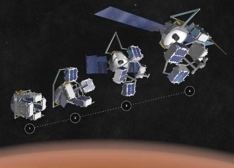 Космодром и 7 спутников – космическая программа Украины на 5 лет (ВИДЕО)