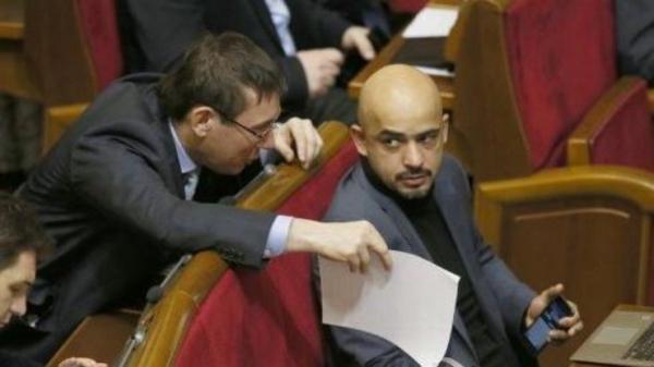 """Мустафа Найем после увольнения из """"Укроборонпрома"""" стал советником министра инфраструктуры"""
