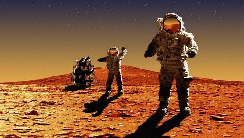 Сенат США принял закон о полете человека на Марс