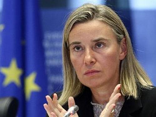 Не дождетесь. Могерини пообещала, что ЕС в этом году Украину в покое не оставит