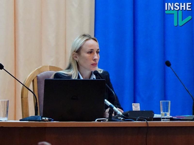 ГБР проверяет причастность Виктории Москаленко к подлогу  решения Николаевского облсовета о перераспределении 82 млн.грн.