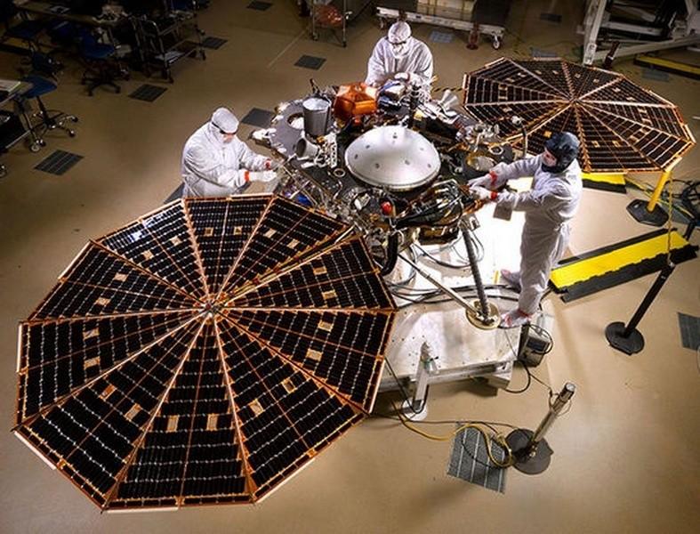NASA утвердило новую дату начала миссии InSight на Марс