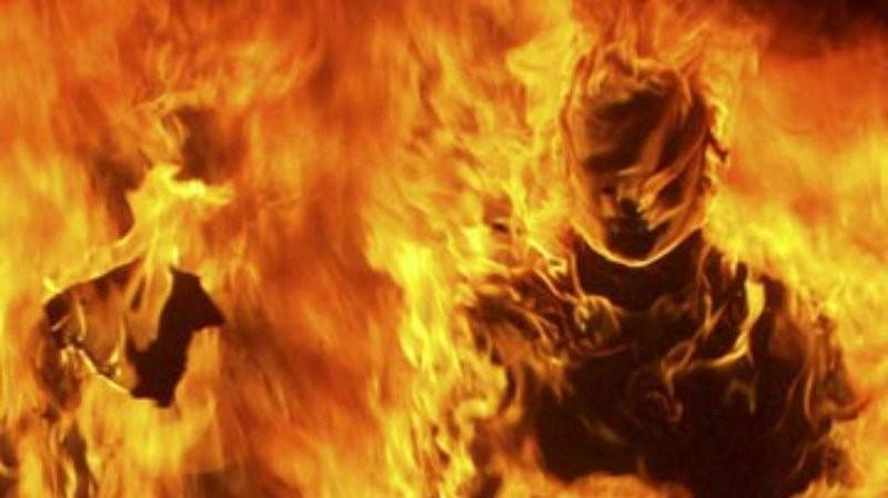 В Первомайске на пожаре погиб мужчина