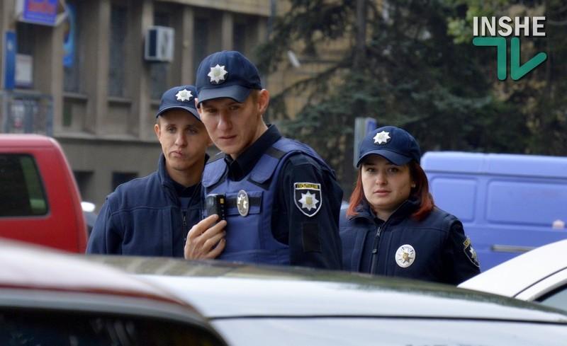 """В Николаеве полиция разыскивает анонима, который """"заминировал"""" школу"""