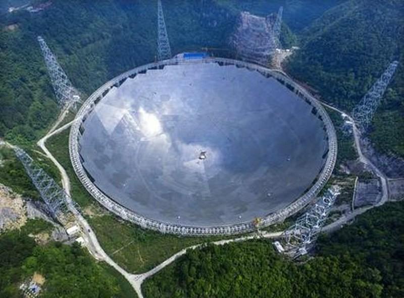 Китай установит телескопы на высоте 6000 метров в Тибете
