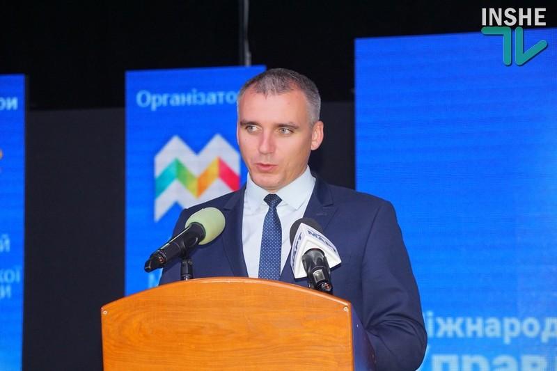 «Будем двигать процесс правильного расщепления портовых сборов» – Сенкевич хочет собрать в Николаеве форум мэров портовых городов