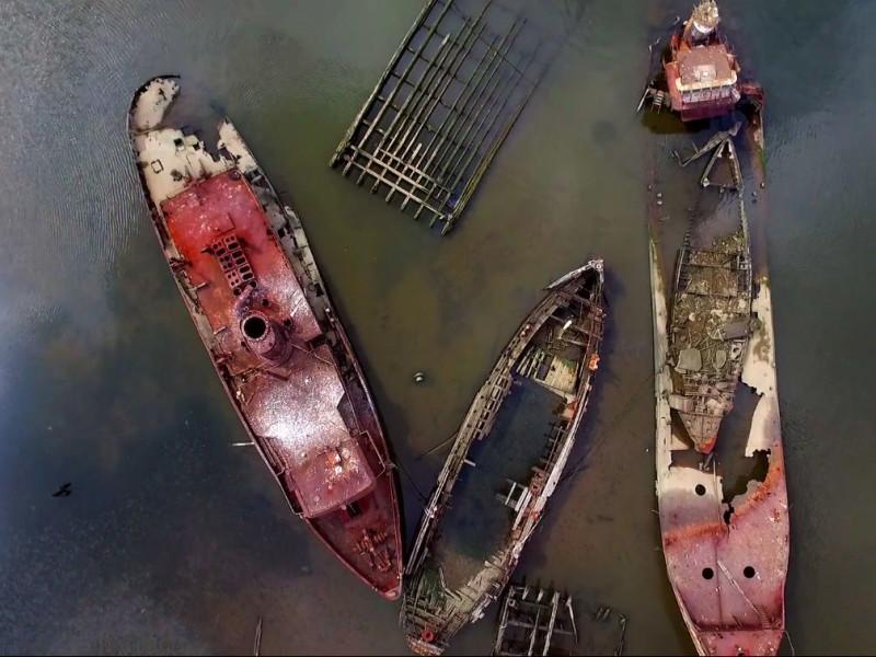 ФГИУ продает Черноморское морское пароходство. Дешево