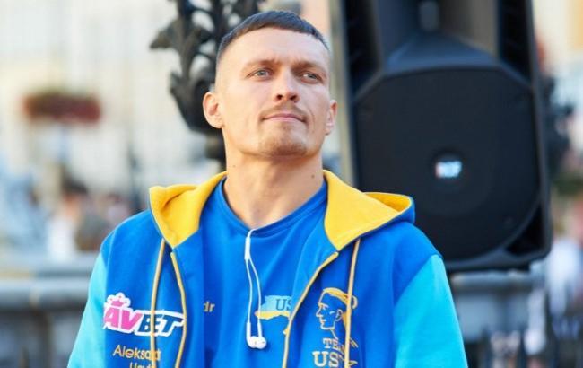 Усик о возможном звании Героя Украины: «Мои заслуги преувеличивают»