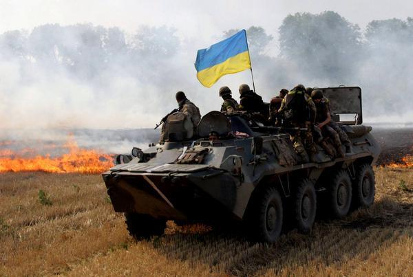 Украинская армия заняла 8 место в рейтинге сильнейших в Европе