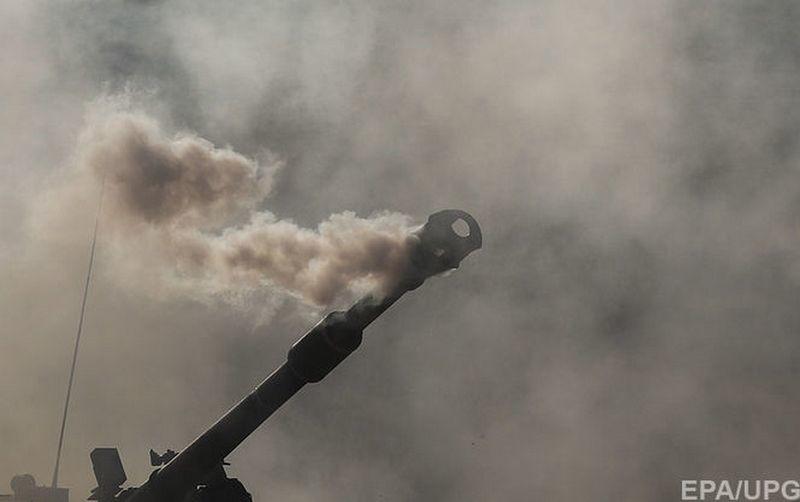 В зоне ООС боевики 11 раз обстреляли украинские позиции, есть раненый