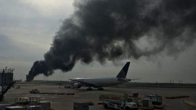 Предварительно: украинцев не было на борту самолета, который разбился в Эфиопии