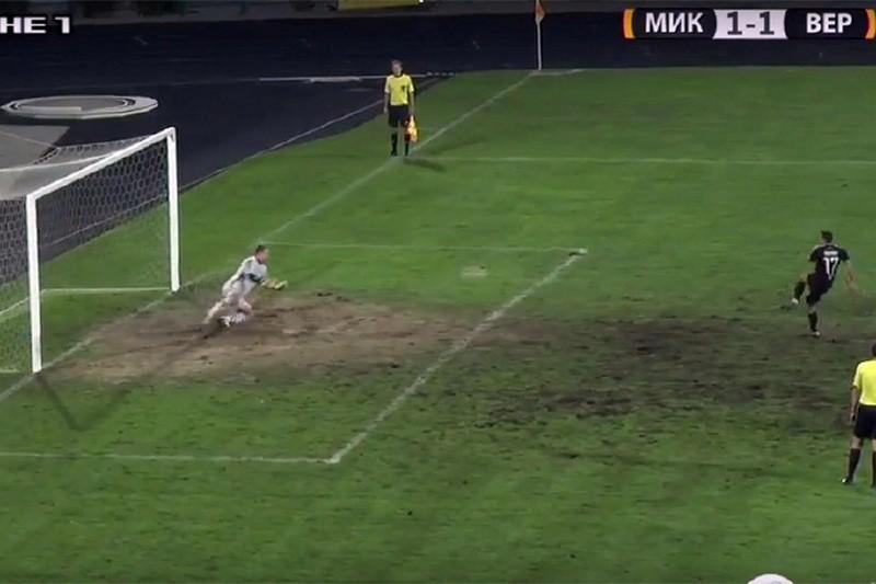 МФК «Николаев» проиграл дома «Вересу»