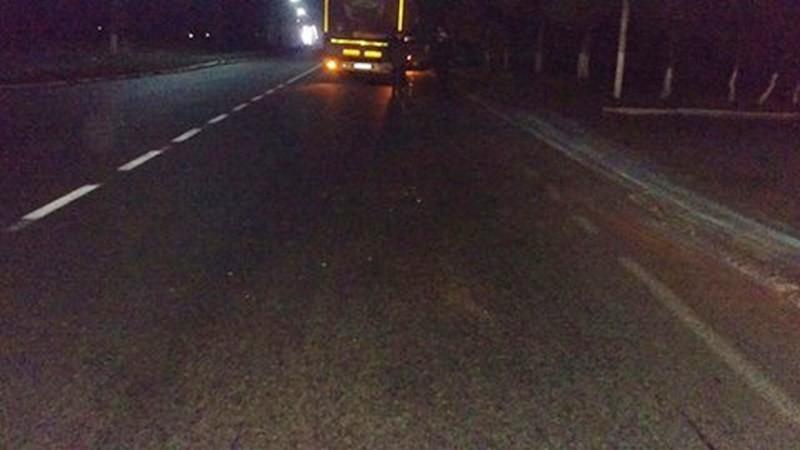 На Николаевщине под колесами грузовика погиб подросток