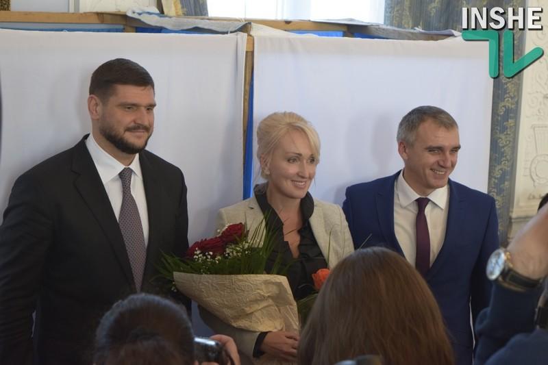 Татьяна Казакова – секретарь Николаевского городского совета