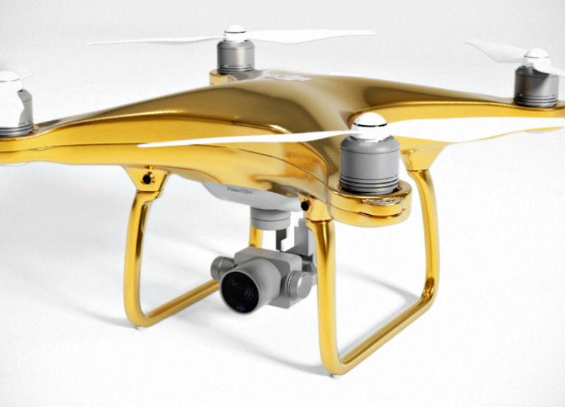 США объявили войну китайскому производителю дронов DJI