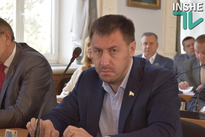 Губернатор Савченко рассказал, что депутат Ентин перед конфликтом в мэрии зарядил пистолет в туалете: Он нарушил инструкцию