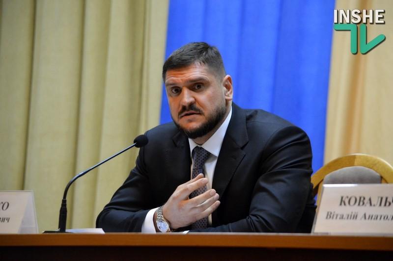 Глава Николаевской ОГА попросил главврача детской инфекционной больницы «дать оценку» медикам, которые митинговали из-за аварийного здания