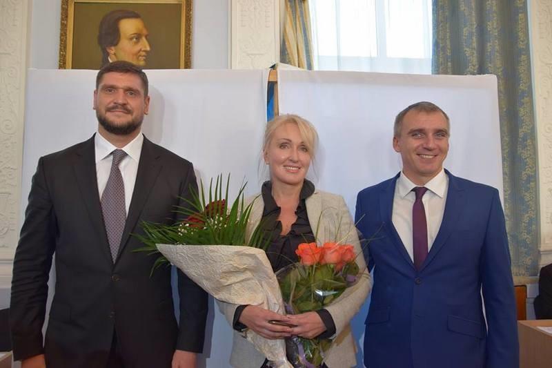 Теперь и Казакова обратилась в Верховную Раду с просьбой назначить выборы мэра Николаева (ДОКУМЕНТ)