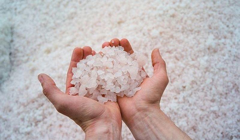 Николаевские коммунальщики запаслись  на зиму солью у фирмы с учредителем из ЛНР