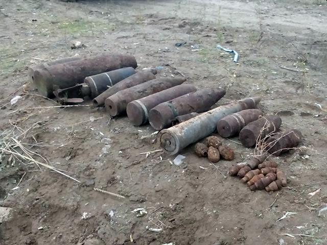 В Николаеве на берегу у «ЧСЗ» были найдены опасные находки