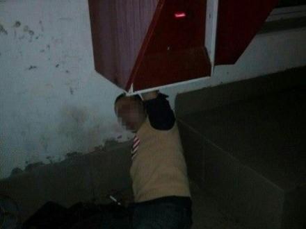 В Одессе платежный терминал стал капканом