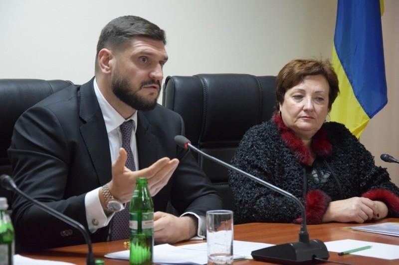 Губернатор Николаевщины встретился с представителями малого и среднего бизнеса