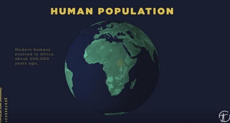 Она ж нас не прокормит: население планеты слишком быстро растет