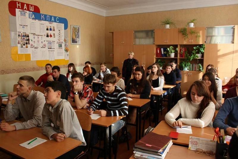 В Николаеве стартовал Всеукраинский проект «PROF-TEST»