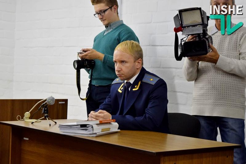 Владислав Белан, и.о. начальника отдела прокуратуры Николаевской области
