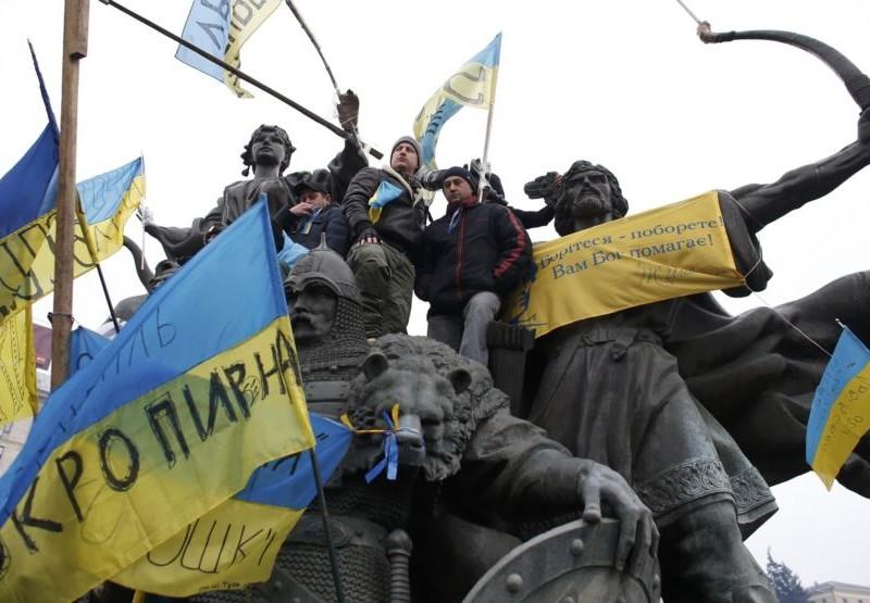 Что происходит сейчас на Майдане. Трансляция