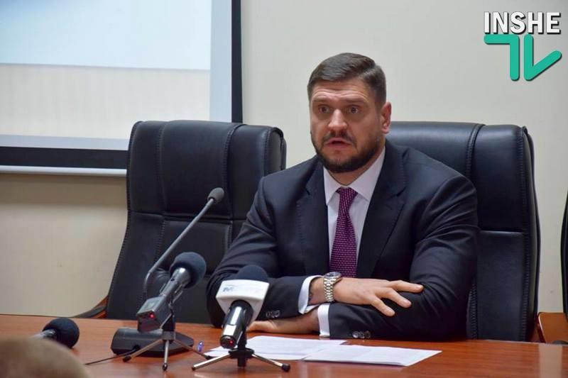 Глава Николаевской ОГА о том, если пойдет снег: «И на нашу администрацию закупите лопат, пожалуйста. Будем выходить»