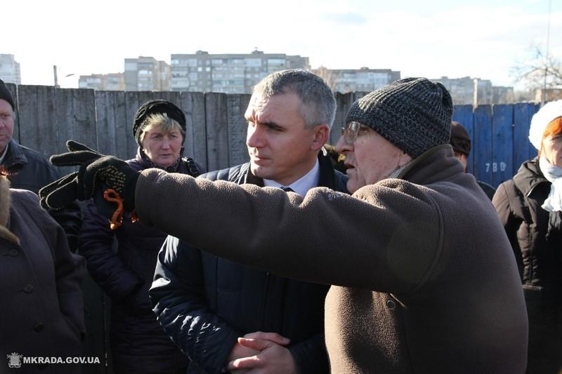 «Заборный» конфликт на ЖДП в Николаеве: временно напряжение снято